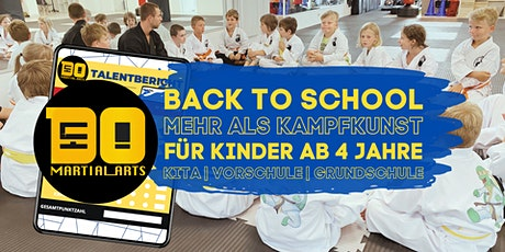 DO! Martial Arts - BACK TO SCHOOL Tickets