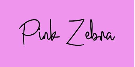 PINK ZEBRA - IT'S SO FETCH MEAN GIRLS AFTERNOON TEA tickets