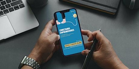 EMPRENDE: Conectando Emprendedores boletos