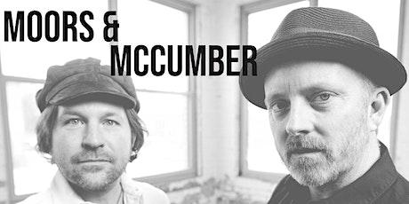 CONCERT: Moors & McCumber tickets