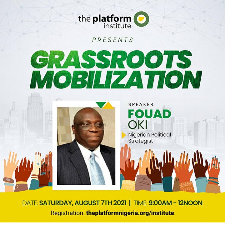 Grassroots Mobilization image