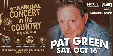Concert in the Country presented by Moffitt Services & Planet Ford 59 tickets