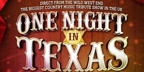 One Night in Texas - Live Country Music - Rainton Arena tickets