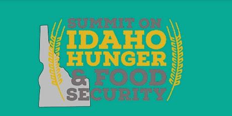 Summit on Idaho Hunger & Food Security tickets