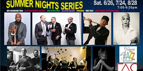Frederick Jazz Festival presents Summer Nights Series at Sky Stage tickets