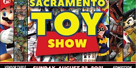 Sacramento Toy Show tickets
