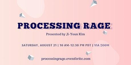 Processing Rage tickets
