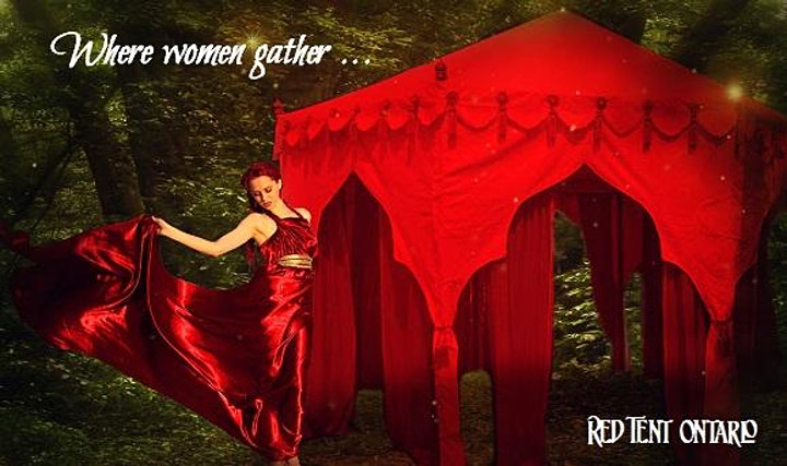 (Virtual) Red Tent - Aug 7 image