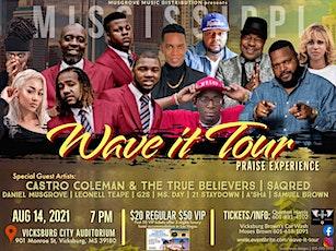 Get Your Praise On Gospel Concert-Virtual tickets