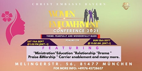 WOMEN EMPOWERMENT CONFERENCE Tickets
