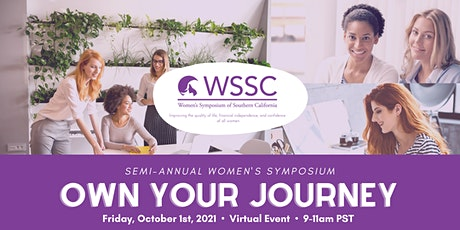 WSSC Semi-Annual Women's Symposium: OWN YOUR JOURNEY Virtual Event tickets