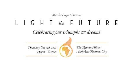 Maisha Project Gala - Light the Future 2021 tickets