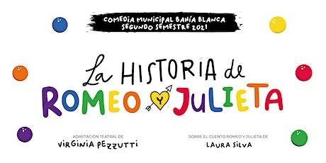 La historia de Romeo y Julieta entradas