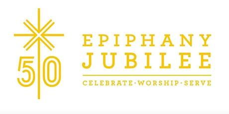 Epiphany Jubilee tickets