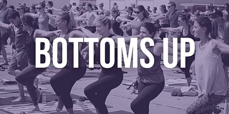 Sept. Bottoms Up Yoga @ Site-1 tickets