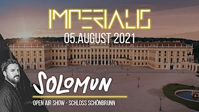 Solomun @Imperialis -Schloss Schönbrunn Tickets
