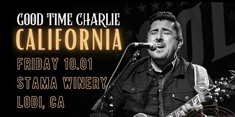 Good Time Charlie hosted by  Stama Winery with Busted Knuckle BBQ! tickets
