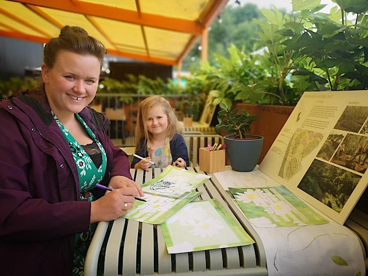 SWG3 Garden Design Workshops - Have Your Say image