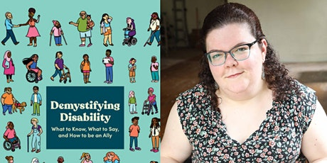 Disability Book Series: Demystifying Disability with Emily Ladau tickets