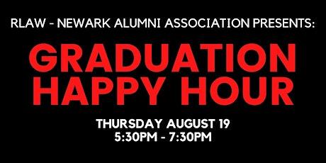 RLAW - Newark Class of 2021 Graduation Happy Hour tickets