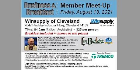Member Meet-Up: Winsupply of Cleveland tickets