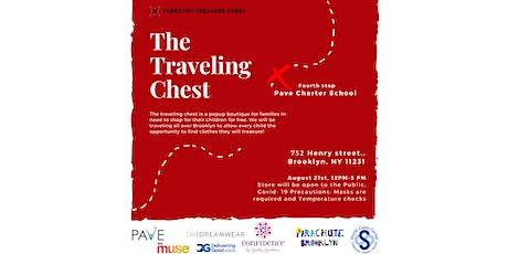 Traveling Chest (VOLUNTEERS NEEDED) tickets