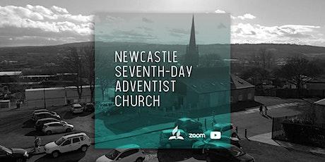 Sabbath Service in Newcastle Seventh-Day Aventist Church tickets