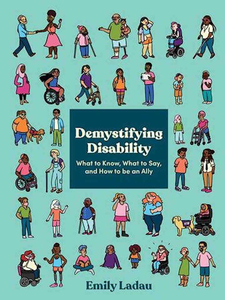 Disability Book Series: Demystifying Disability with Emily Ladau image