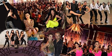Hammersmith Salsa & Bachata Club every Wednesday tickets
