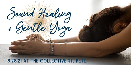 Sound Healing + Gentle Yoga tickets