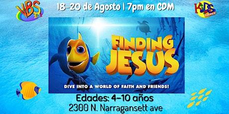 "Kidz Church - Vacation Bible School - ""Finding Jesus"" tickets"