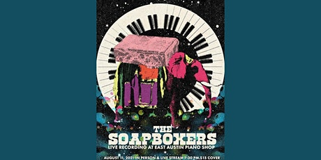 The Soap Boxers - Livestream & Multi-Camera Taping w/ Studio Audience tickets