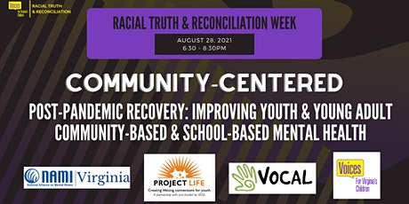 Post-Pandemic Recovery: Improving Community-Based Mental Health Services tickets