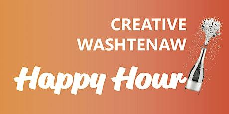 Creative Washtenaw Happy Hour #22 tickets