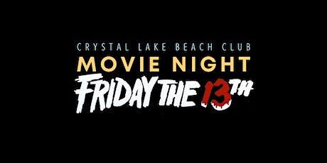 Movie Night: Friday The 13th tickets