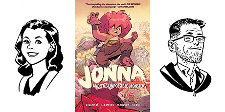Chris and Laura Samnee   Jonna and the Unpossible Monsters Vol. 1 tickets
