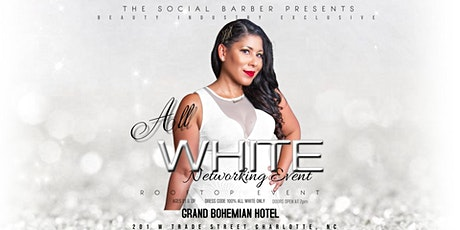 Beauty Industry Rooftop All White Party tickets