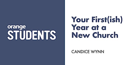 Let's Talk About Your First(ish) Year at a New Church tickets