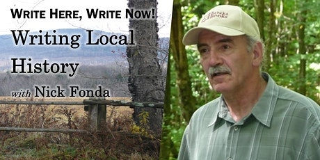 Write Here, Write Now! -- Writing Local History tickets