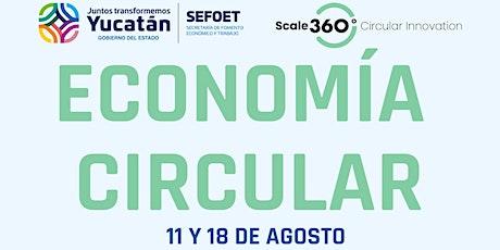 Scale 360 - Entrenamiento de Innovación y Economía Circular boletos