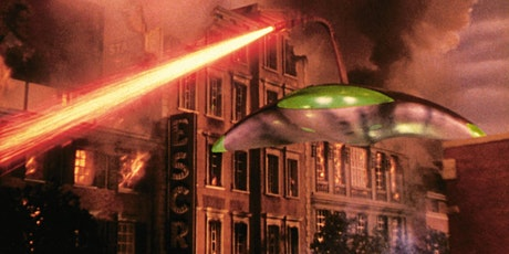 New Plaza Cinema Lecture Series with Steven C. Smith:  Hollywood and Sci-Fi tickets