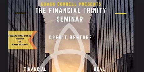 THE FINANCIAL TRINITY SEMINAR tickets