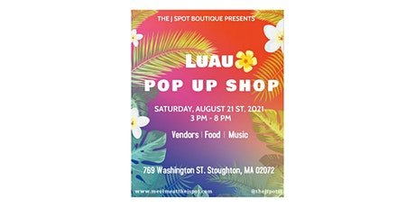 The J Spot Boutique  Anniversary Pop-Up tickets