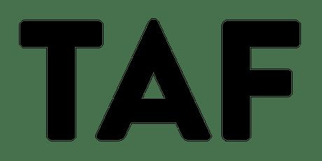 TAF Alliance Kick off & Advisory Committee tickets