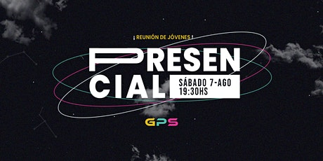 REUNIÓN DE JÓVENES (GPS) entradas