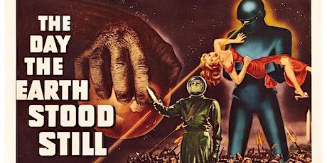 New Plaza Cinema Classic Talk Back:  The Day The Earth Stood Still (1951) tickets