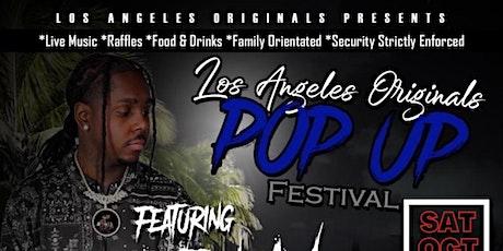 Los Angeles Originals Pop-Up Festival tickets