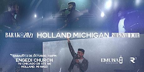 SHEKINAH LIVE 2021 HOLLAND, MICHIGAN tickets