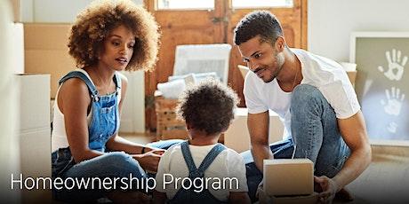 Homeownership Program Orientation Workshop. tickets