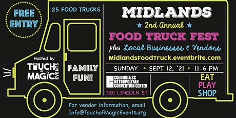 Midlands Food Truck Fest tickets